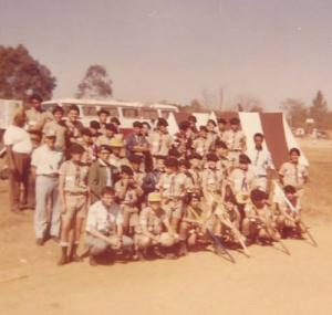 Chefe Zé no Ajuri de 1985