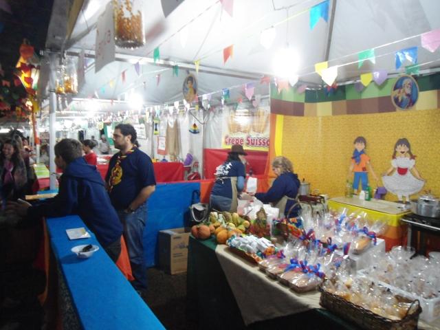 Festa Junina Escoteiros Craós