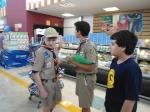 Caçada no Supermercado - Patrulha Leão