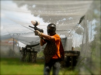 Paintball entre Escoteiros